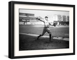 George Kahler, Cleveland Indians, Baseball Photo - New York, NY by Lantern Press
