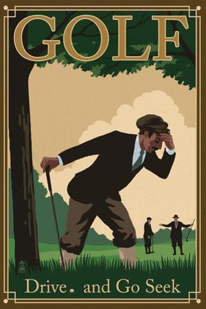 Golf - Drive and Go Seek