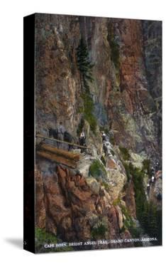Grand Canyon Nat'l Park, Arizona - Cape Horn, Bright Angel Trail by Lantern Press