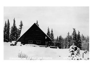 Grand Mesa, Colorado - Alexander Lake Lodge by Lantern Press