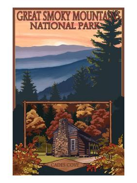 Great Smoky Mountains - Cades Cove, c.2009 by Lantern Press
