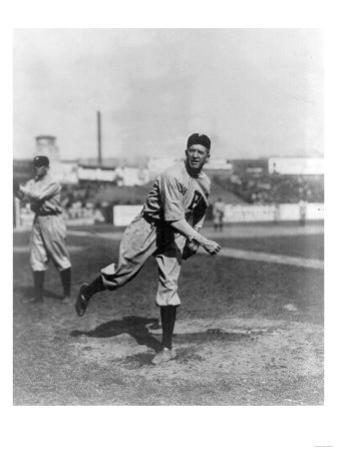 Grover Alexander, Philadelphia Phillies, Baseball Photo No.1 - St. Louis, MO by Lantern Press