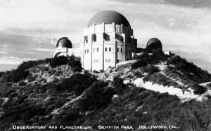 Hollywood, California - Griffith Park Observatory and Planetarium by Lantern Press