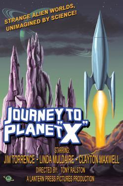 Journey to Planet X by Lantern Press
