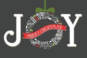 Joyful Holiday Greetings by Lantern Press