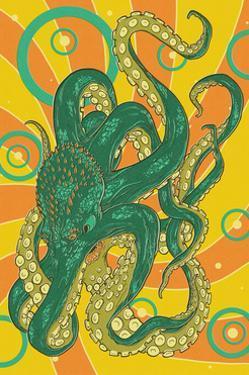Kraken by Lantern Press