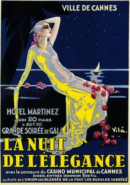 La Nuit De Lelegance Play by Lantern Press