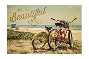 Life is a Beautiful Ride by Lantern Press