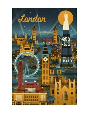 London by Lantern Press
