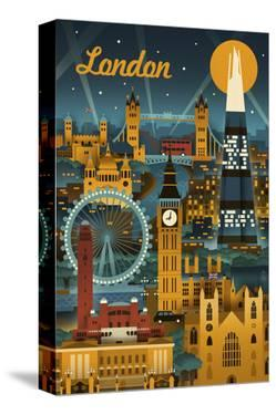 London by Lantern Press