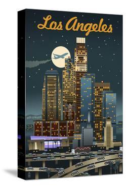 Los Angeles by Lantern Press