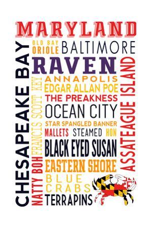 Maryland - Typography