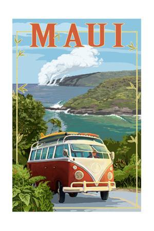 Maui, Hawaii Cruise by Lantern Press