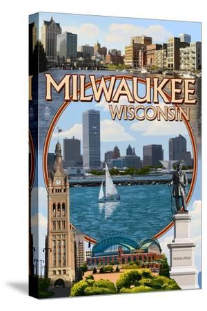 Milwaukee, Wisconsin - Montage Scenes