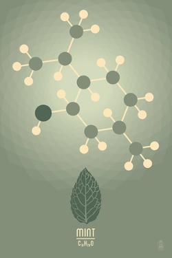 Mint - Chemical Elements by Lantern Press