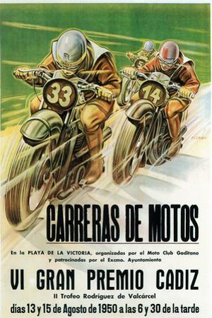 Motorcycle Racing Promotion