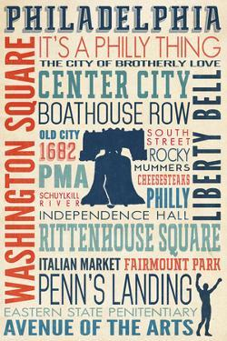 Philadelphia, PA by Lantern Press