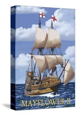 Plimoth Plantation, Massachusetts - Mayflower II by Lantern Press