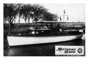 Port Clinton, Ohio - Carmita Cruiser by Lantern Press