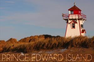 Prince Edward Island - Covehead Lighthouse by Lantern Press