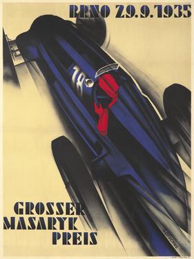 Race Car by Lantern Press