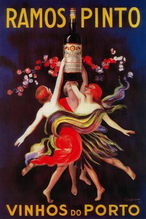 Ramos Pinto Vintage Poster - Europe by Lantern Press