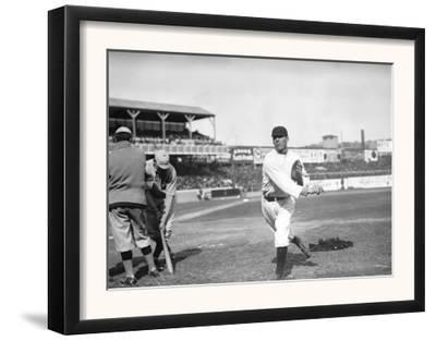 Red Ames, NY Giants, Baseball Photo - New York, NY by Lantern Press