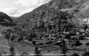 Silver Plume, Colorado - Famous Mining Camp by Lantern Press