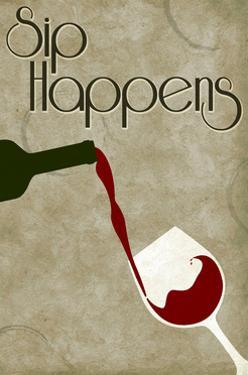 Sip Happens by Lantern Press