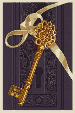Skeleton Key by Lantern Press