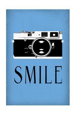 Smile - Camera by Lantern Press
