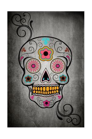 Sugar Skull by Lantern Press