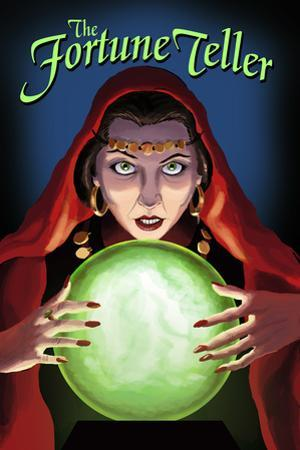 The Fortune Teller by Lantern Press