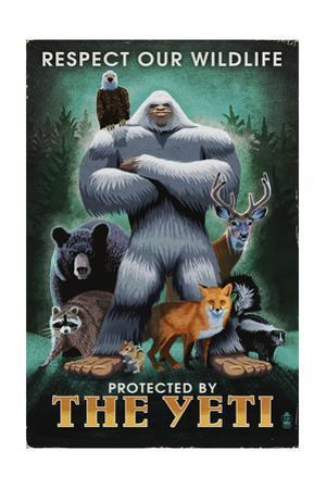 The Yeti and Wildlife