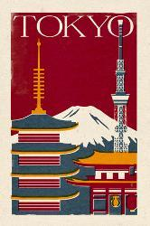 Image result for Tokyo antique posters