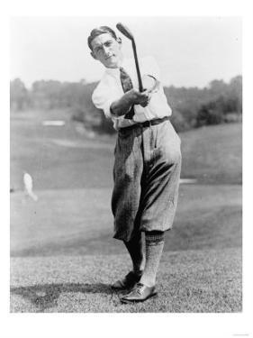Tom Armour US Tour Golf Champion Photograph by Lantern Press
