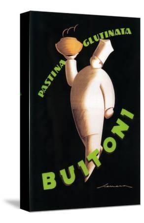Tuscany, Italy - Buitoni Pasta Promotional Poster by Lantern Press