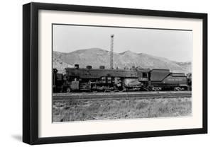 Union Pacific Railroad Engine No.5312 by Lantern Press