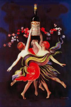 Women Dancing with Wine by Lantern Press