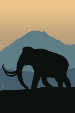 Woolly Mammoth by Lantern Press
