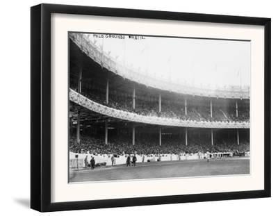 World Series Game 1, Boston Red Sox at NY Giants, Baseball Photo No.2 - New York, NY by Lantern Press