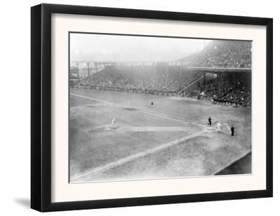 World Series, Giants at Phillies, Baseball Photo - Philadelphia, PA by Lantern Press