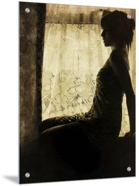 Shadowed Female Form by Lara Jade Coton