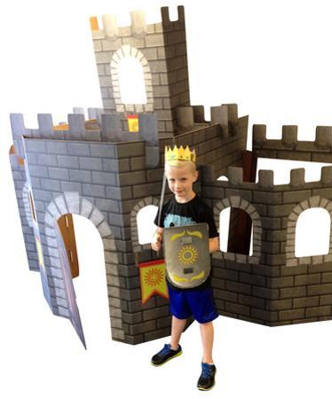 Large 3D Castle Standup