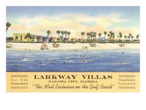Larkway Villas, Panama City, Florida