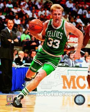 Larry Bird Action
