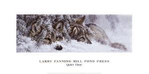 Quiet Time by Larry Fanning
