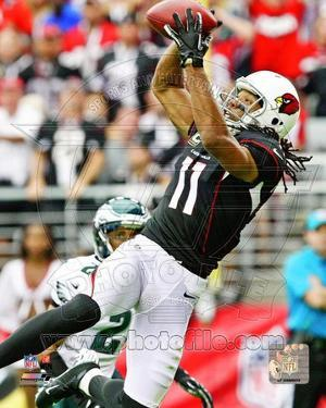 Larry Fitzgerald 2012 Action