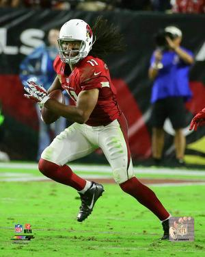 Larry Fitzgerald 2016 Action