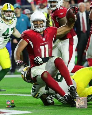 Larry Fitzgerald game Winning touchdown 2015 NFC Divisional Playoff Game